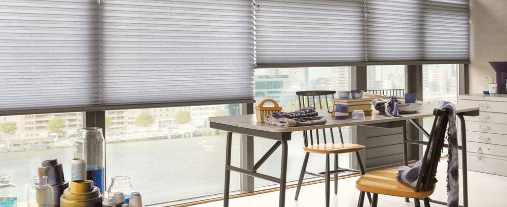 Duette Shades Office