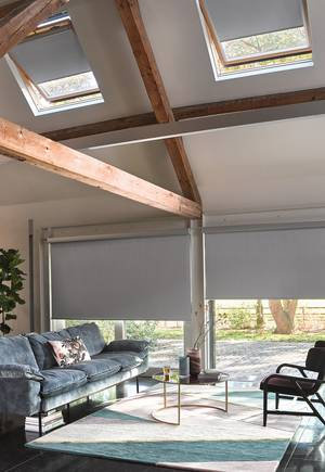 Luxaflex® Room Darkening Roller Blinds