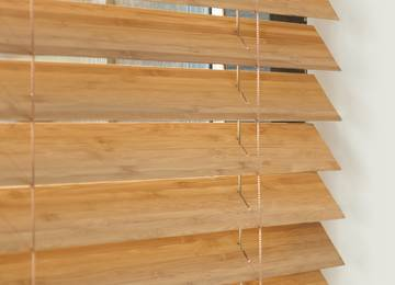 Luxaflex Wood Blinds