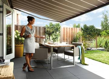 Fall in love with outdoor living