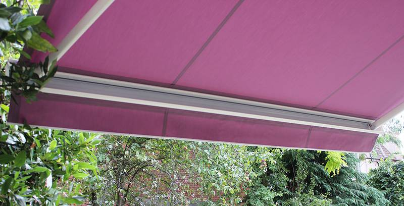 luxaflex awning base plus
