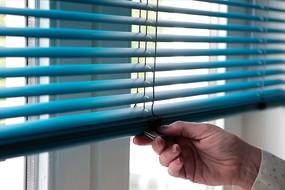 Venetian Blinds with LiteRise® Operation